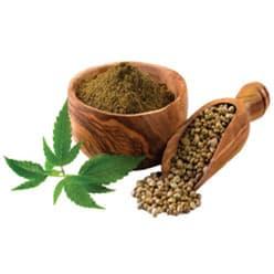Organic hemp products